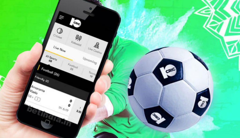 10cric football apps