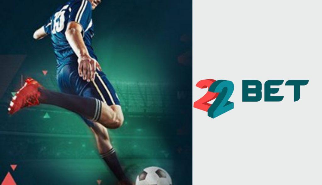 22bet Sports football apps