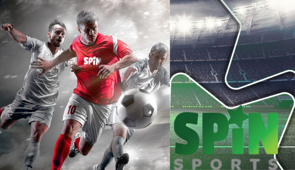 Spin sports football apps